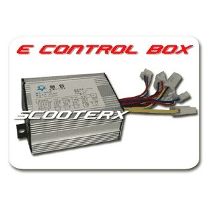 Electrical Control Box for 500 Watt Motor