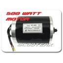 500W electric motor