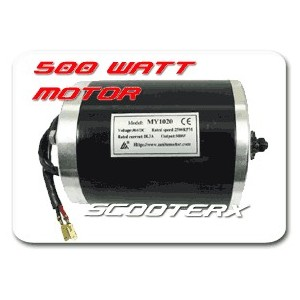 Electric motor 500 watt