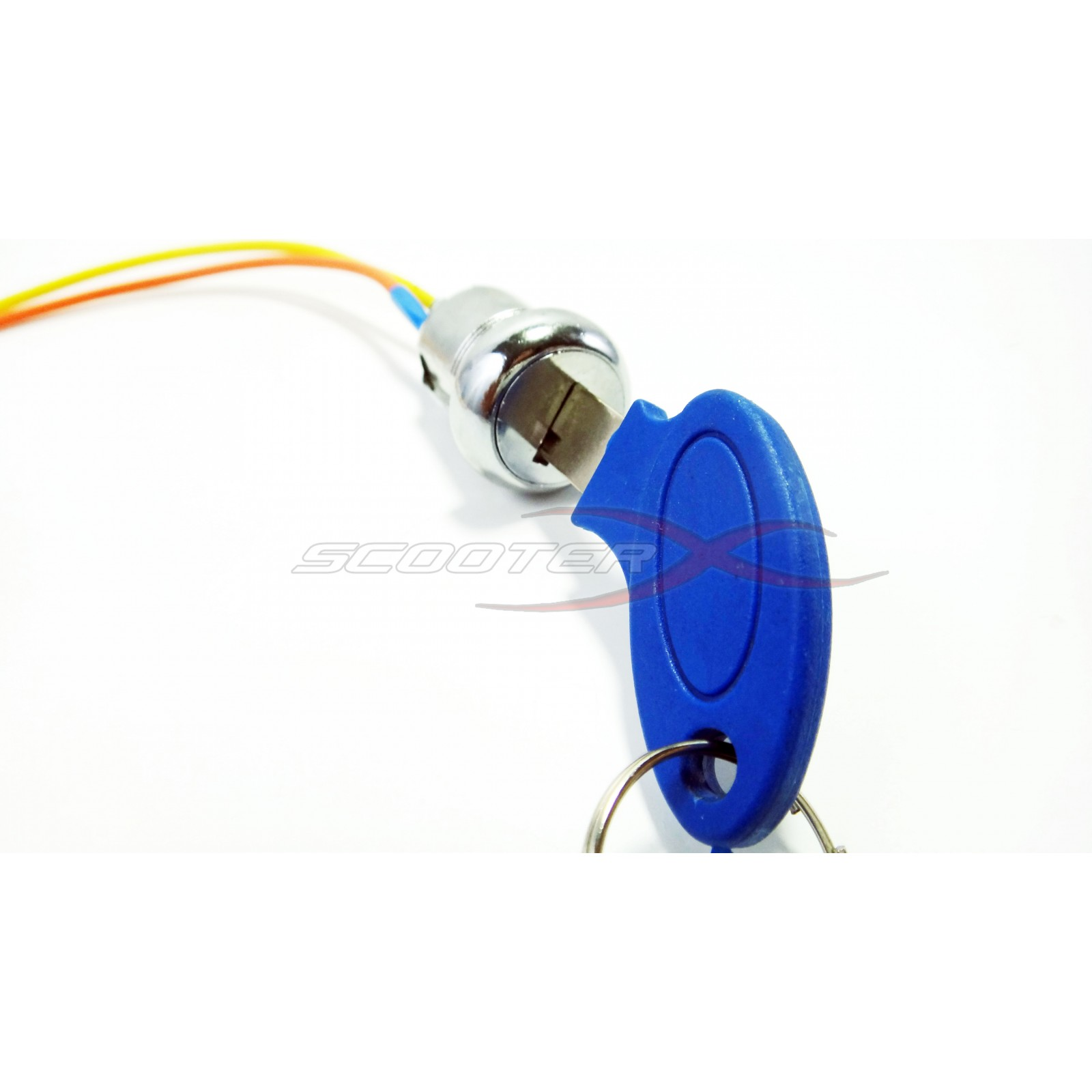 Electric 2 wire Ignition for scooters and go karts
