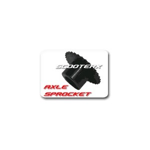 Sprocket Axle Powerkart