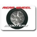 Wheel Rear Powerkart