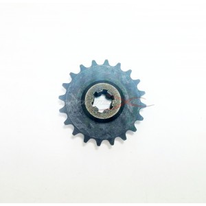 Sprocket 8mm 20 tooth