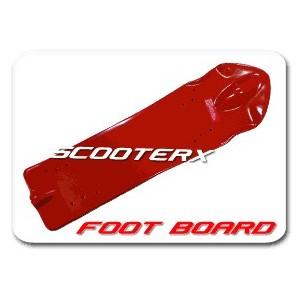 Skater Foot Board Fiberglass