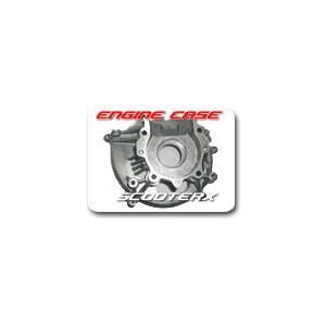 Engine Case Front 49cc