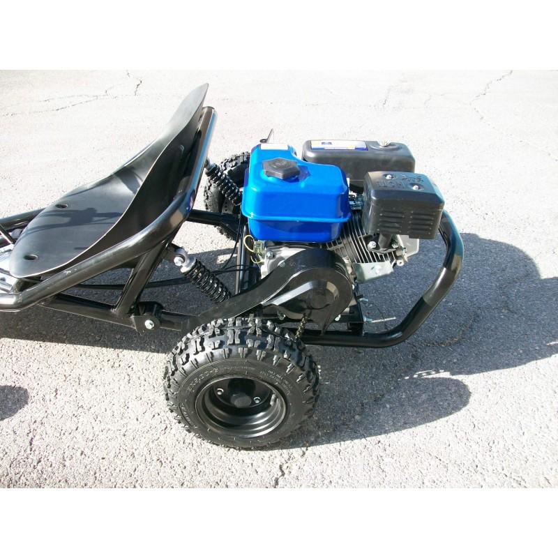Complete Go Kart Frame Kit Minus Engine Off Road Go Kart