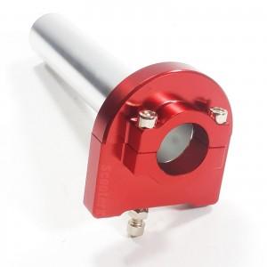 Billet Twist Throttle - Red