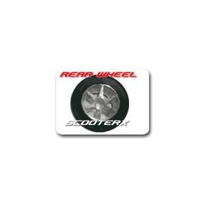 Rear Wheel Powerkart 2012