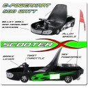 E-Powerkart Electric Go Kart Diagram
