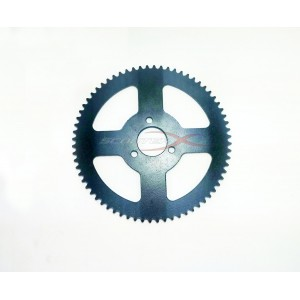Sprocket 25h 68 tooth pocket bike
