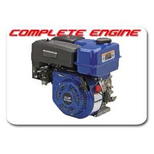 Engine 196cc 6.5hp California Approved