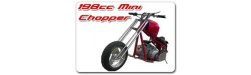 Mini Chopper Parts