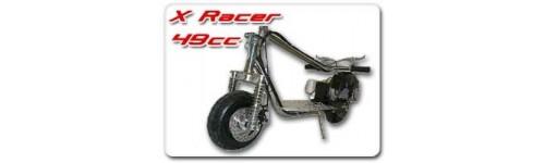 Timing Advance Key Motor Pocket Bike 33-52cc Chinese Gas Scooter Mini Chopper