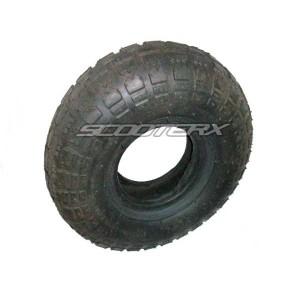Tire 4.10/3.50-4 Dual Tread