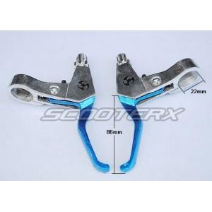 Universal Blue Brake Lever Set