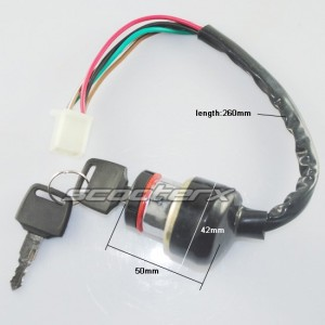Ignition 6 wire