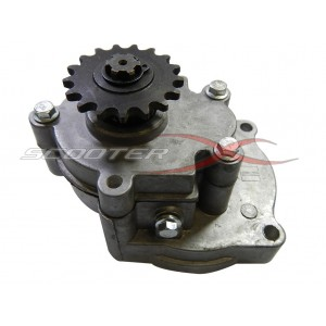 Transmission w/8mm 17 tooth sprocket