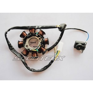 Ignition Coil 8 Stator
