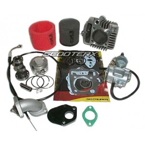 Honda 70 88cc big bore kit stage 2