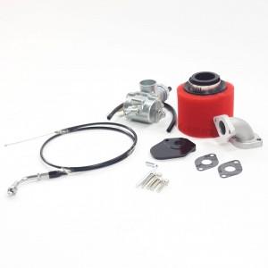 Honda 50/70 High Performance Carburetor and Intake Kit