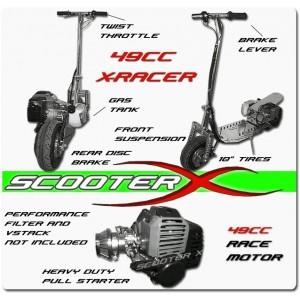 49cc X-Racer