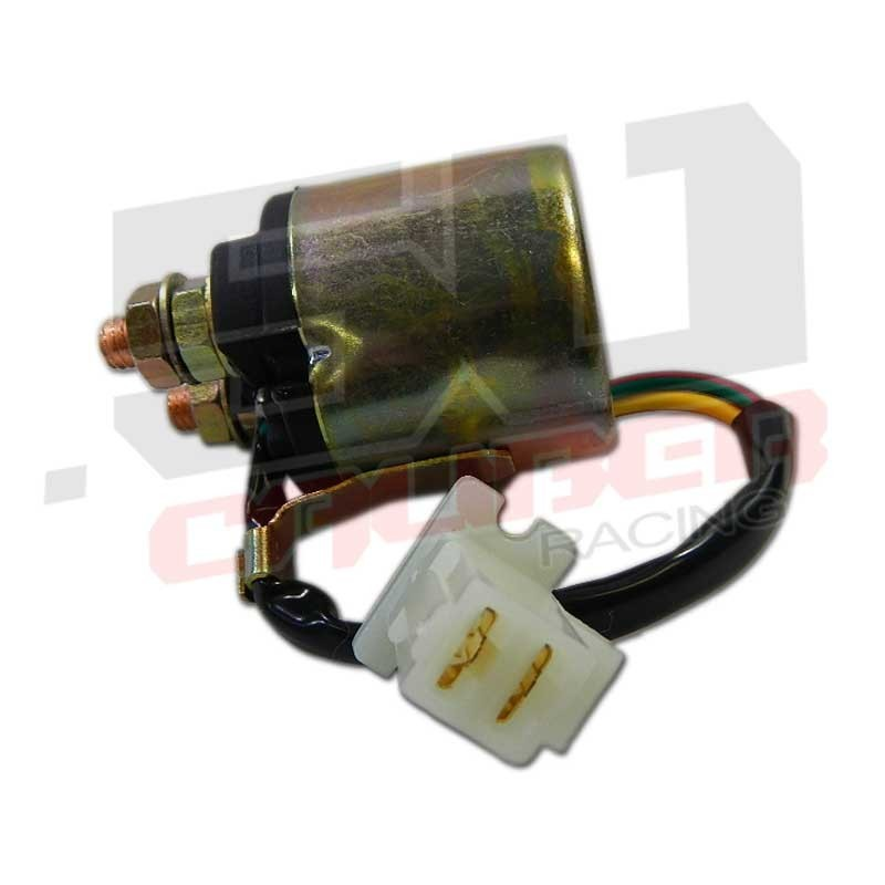 Moped Starter Relay on Gy6 150cc Engine Performance Parts