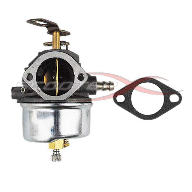 Snow King Snow Blower Replacement Parts : Replacement carburetor for tecumseh snow king a