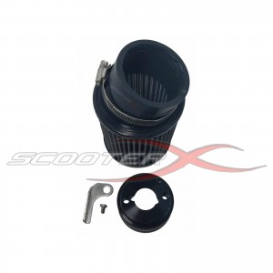 HP Filter and Velocity Stack Intake with Choke for Sport Kart