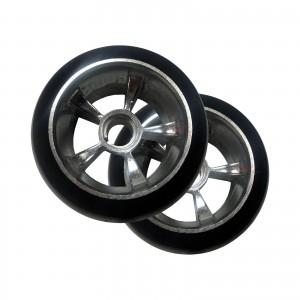 Pair of Rear Wheels for Razor Ground Force Go Kart