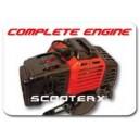 33-36cc Engine