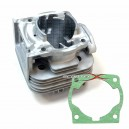 High Performance Race Head with cylinder head gasket